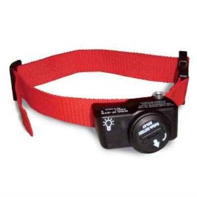 PIF-275 Petsafe Pink Wireless Dog Fence Receiver Collar PIF-300 5 Free Batteries