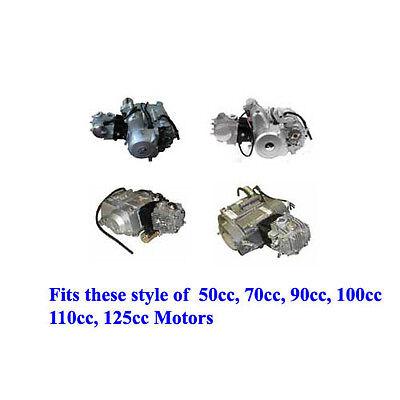 2 POLE STATOR COIL 50CC 70CC 90CC 110CC ATV DIRT BIKE 1 WIRE 5 PIN PLUG