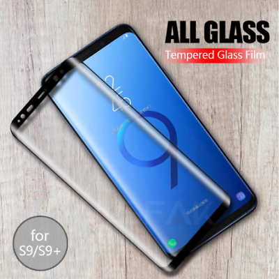 9D Screen Protector For Samsung Galaxy S8 S9 Plus Note 8 Note 9 Tempered Glass 11
