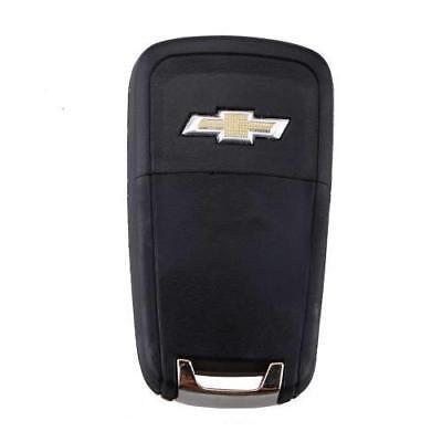 Guscio Chiave Cover Telecomando Chevrolet Cruze Aveo Spark Captiva Matiz 2 Tasti 2
