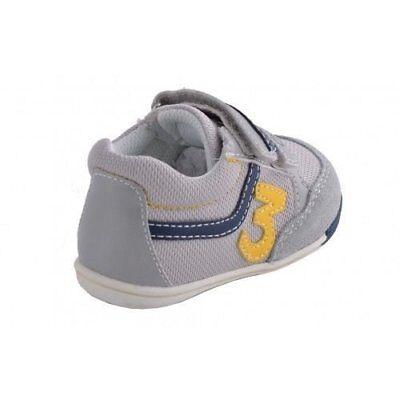 sports shoes eafa5 47ab8 SCARPE CHICCO BAMBINO Colore Grigio E Giallo Sandal Galileo 1053459 - Nuove  -