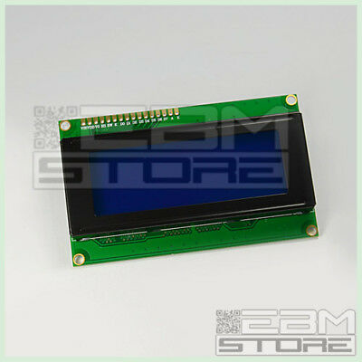 Display BLU 20x4 - lcd retroilluminato HD44780 arduino pic - ART. Z004 2
