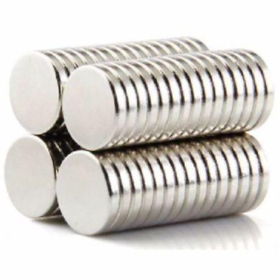 Starke Neodym Magnet Scheiben Rund Disc Magnets Earth N35 Neodymium 4