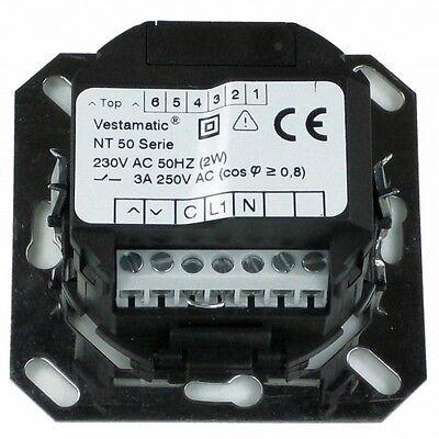 NEU Zeitschaltuhr Vestamatic Quattro S50 + Sonnensensor 1m  RolladenSteuerung 8