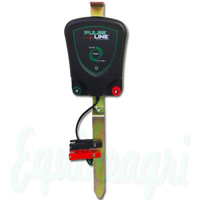 Electric Fence Energiser 12V PLB07 0.7J Fencer Unit 2 Year Warranty