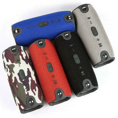 Rechargeable 40W Portable Wireless Bluetooth V4.2 Stereo Speaker Waterproof ES2 2