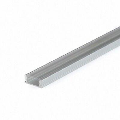 Profilo da 2 Metri Piatto Alluminio Naturale 50x3