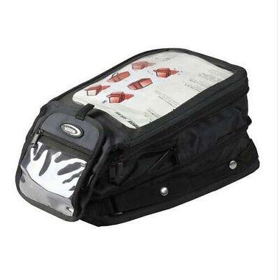 Waterproof Motorcycle Magnetic Fuel Tank Bag Seat Tail Bag Winter iPad MB08