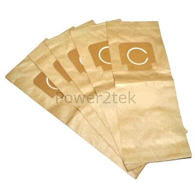 10 x H18, H4 Dust Bags for Hoover U1102 U1220 U1290 Vacuum Cleaner 4