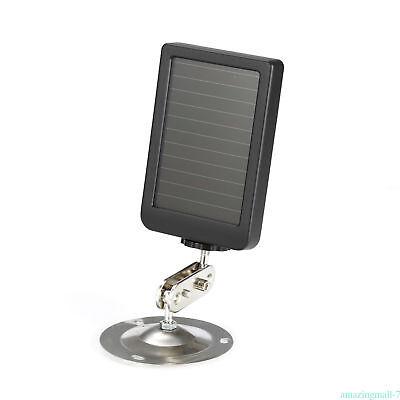 Pannello Solare Fototrappola Mimetica - Fotovoltaico Batteria Ricaricabile 2