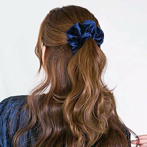 40Pcs Hair Scrunchies Velvet Elastic Hair Bands Scrunchy Hair Band 9 15 20pcs Ne 11