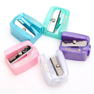 Single Sharpener for Pencil Eyeliner Make Up Lip Eye Brow Pencil Cosmetic Tool