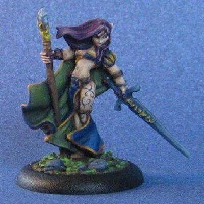 Reaper Dark Heaven Legends 03193 Carinth Dark Elf Sorceress Elven Drow Anti Hero