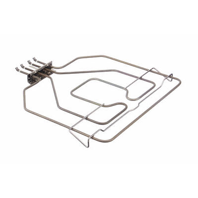 Bosch 00470845 Top Oven Grill Heater Element 2800W 370mm Wide 470845 A2174 4