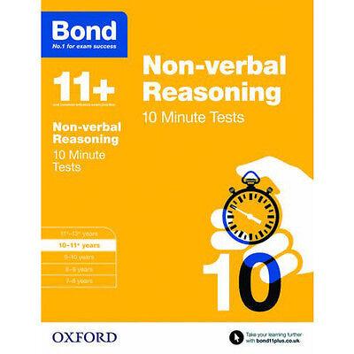 Bond 11+ Plus Maths,English,Verbal,Non verbal 4 Books Collection Set NEW BRAND 4