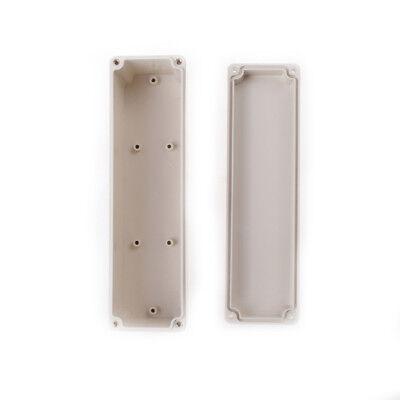 160*56*44mm Waterproof Plastic Electronic Project Box Enclosure Case CMUK 6