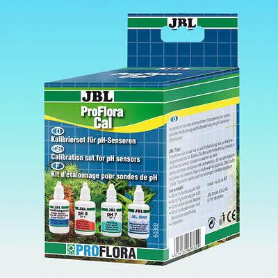 JBL ProFlora Cal Kalibrier-, Pflege- und Reinigungsset für pH-Elektroden CO2