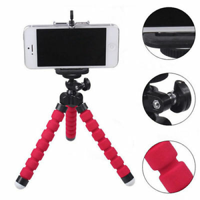 Universal Mini Mobile Phone Tripod Stand Grip Holder Mount For Camera cell phone 2