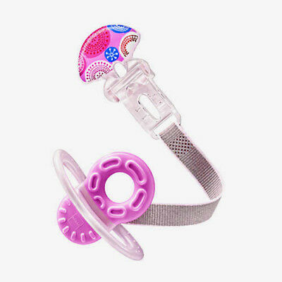 MAM Baby Teether with CLIP 2+ MONTHS 1 PACK