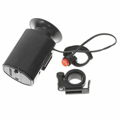 Bicycle 6-Sound Bike Super-Loud Electronic Siren Horn Bell Ring Alarm Speaker cc