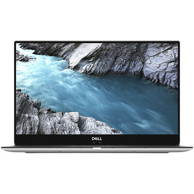 Dell XPS 13 9370 i7-8550U 16GB 512GB PCIe SSD 4K UHD Touch-screen IR webcam W10 3