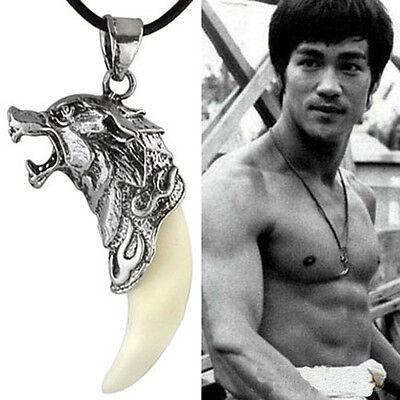 Beautiful Man Necklace Titanium Steel Domineering Pendant Jewelry