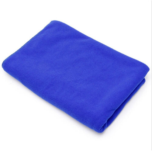 Microfiber Towel Car Cleaning Wash Drying Detailing Cloth No Scratch 60*160cm 7