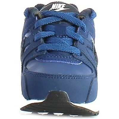 sale retailer bc64a 6ae3c ... NIKE AIR MAX COMMAND FLEX LTR TD scarpe bambino blu sportive sneakers  shoes kids 2