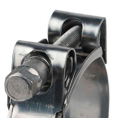 MIKALOR W2 Stainless Steel Hose Clamps / Supra / Exhaust / T Bolt / Marine Clip 2