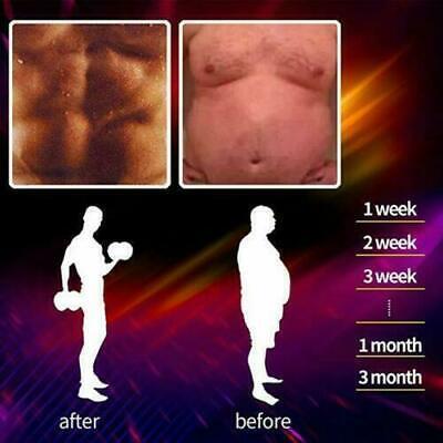 Men Abdomen Fat Burner Tummy Control Body Shaper Waist Trainer Sauna Sweat Belt 7