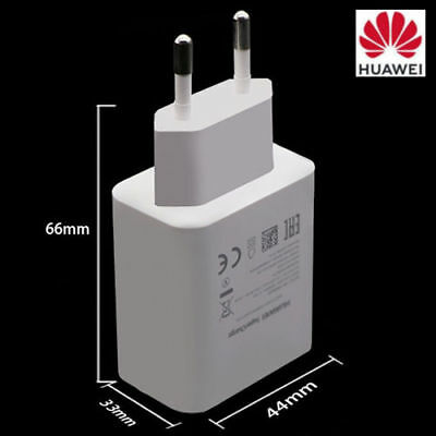 Original Huawei SuperCharge Schnell Ladegerät Typ C USB Ladekabel P10 P20 Pro 5