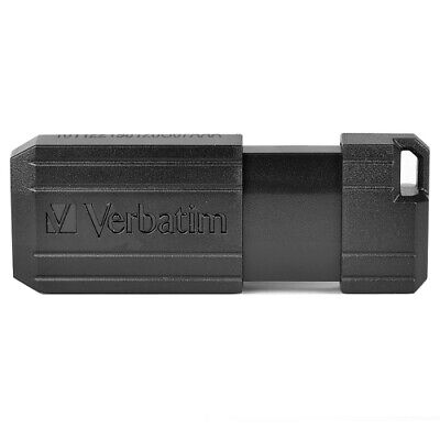 Verbatim Store 'N' Go Pinstripe 16Gb Usb 2.0 Flash Drive (Black) 2