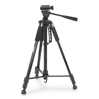 "57"" Lightweight tripod for Canon EOS Rebel T7i T6i T6s T5i T4i T3i DSLR Camera"
