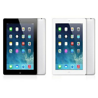 "Apple iPad 4 - 4th Generation 9.7"" with Retina Display 16GB, 32GB, 64GB WIFI 4"