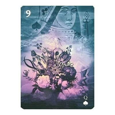 Healing Light Lenormand Oracle Card Deck Butler Lo Scarabeo With Velvet Bag New 5