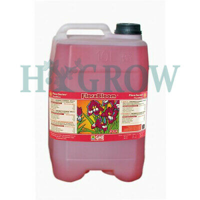GHE Flora Series The Original 3 part Nutrient 1LTRS Decant Grow Micro Bloom 5