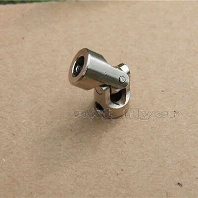Metal Joint Steering Coupling Connector Universal Robotic Truck Car Ship Models