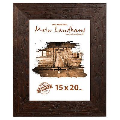 Bilderrahmen Holz Rahmen Foto Poster Vintage Puzzle 50X70 13X18 Alt-Holz