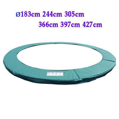 Coussin de protection des ressorts Filet de sécurité pour trampoline 244cm 305cm 4