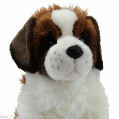 Oma Douglas Plush 12 St Bernard Stuffed Animal Dog Toy Cuddle Cute