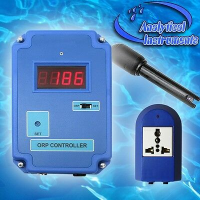 Redox/orp-Controller Regelgerät Ozon Aquarium Teich Süss-/salzwasser P20 4