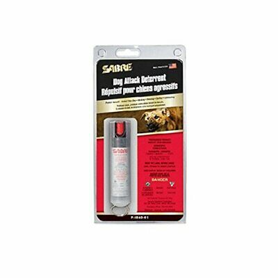 SABRE Dog Spray - Maximum Strength - Clear Key Case 2
