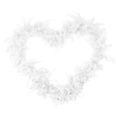 2M Feather Boa Stripe Fluffy Craft Costume Dress Up Wedding Party Flower Decor 10