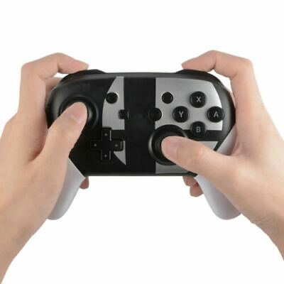 For Nintendo Switch Pro Controller Super Smash Bros Ultimate Edition Gamepad 4