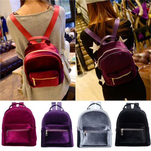 f20bfad218305 Damen Klein Rucksack Cute Mickey Mouse Sack Reise Backpack Tasche  Schultertasche 3 3 von 12 ...