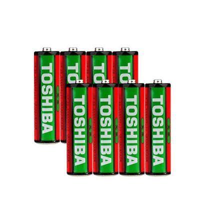 GENUINE TOSHIBA Zinc Carbon AA AAA Battery Super Long Lift Batteries 3