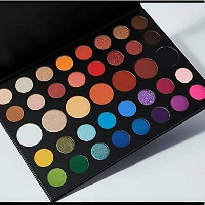 NEW Morphe X James Charles Inner Artist 39 Pressed Eye Shadow Palette Make-Up 3
