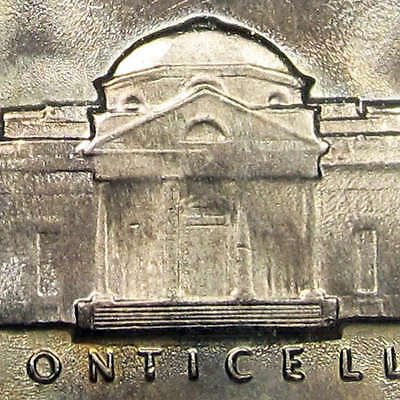 2009 P Nickel  Gem/Bu Full Steps on Monticello