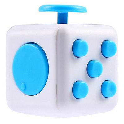 UK Fidget Cube Spinner Toy Children Desk Adults Stress Relief Cubes ADHD Camo 8
