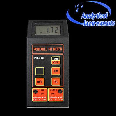 Ph-Meter/ph-Messgerät/messer Temperatur, Redox Koi Fischzucht Teich  P04 4